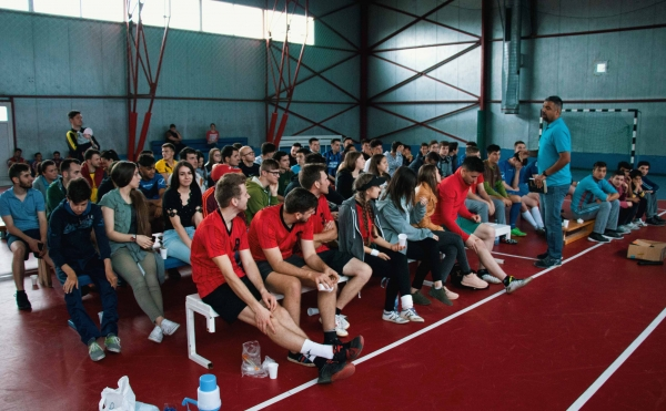 Sport Tournaments crowd youth