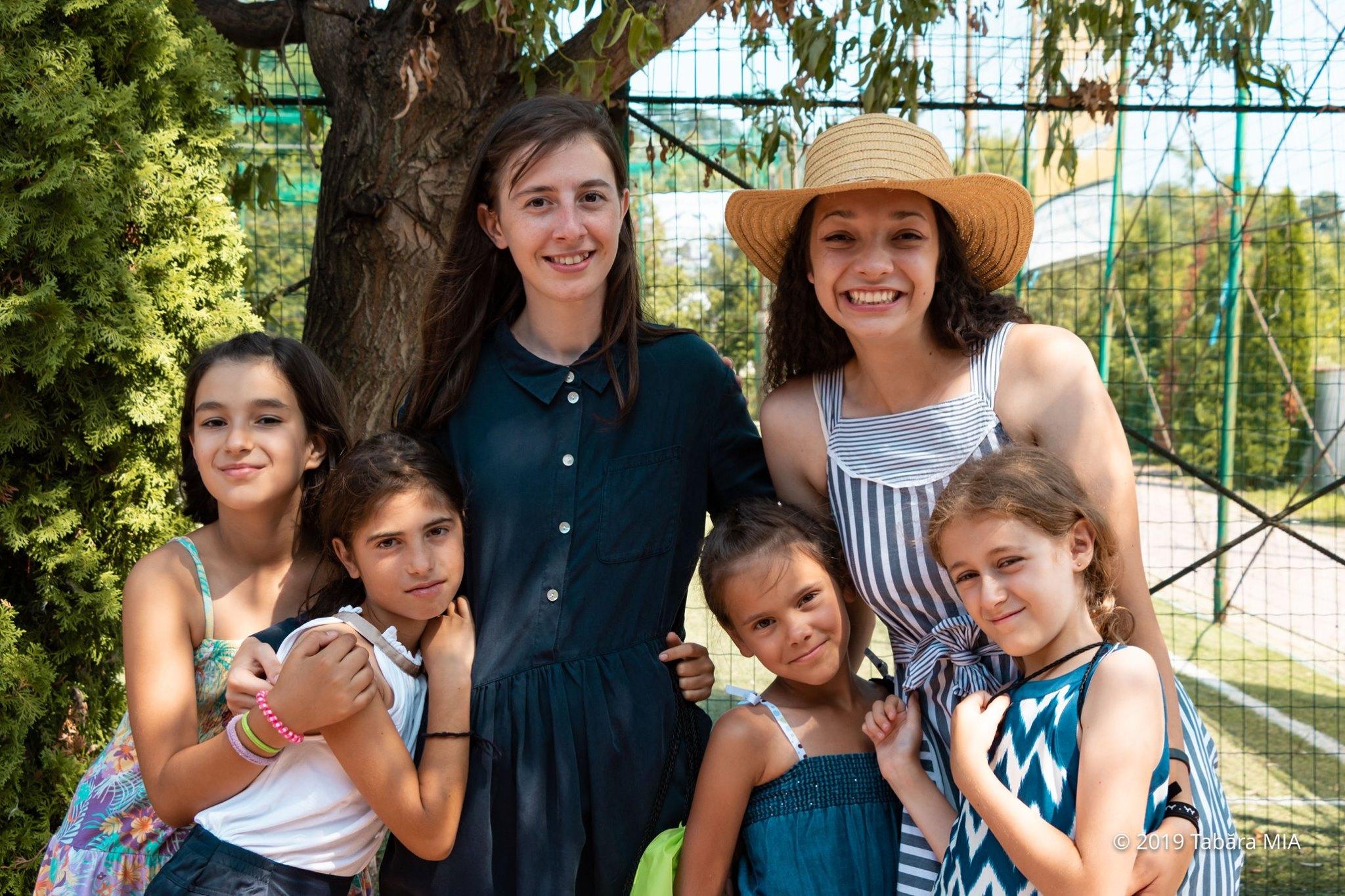 child camper camp adopt