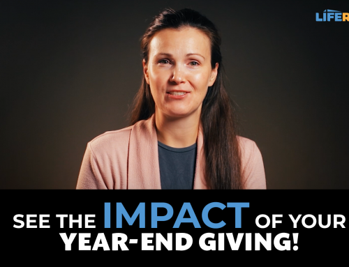See the Impact of your Year-End Giving!