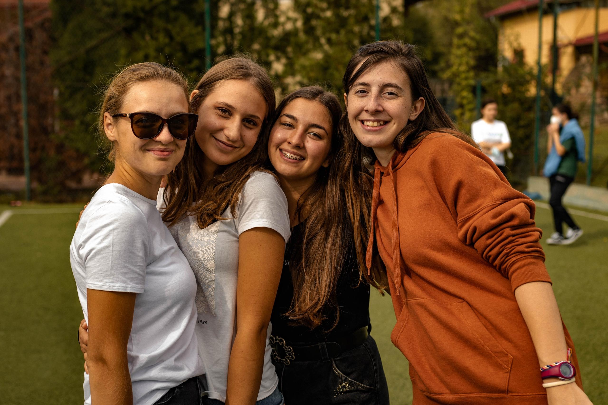 girls discipleship joy
