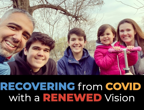 Recovering from Covid with a Renewed Vision